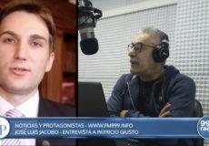 Entrevistas con AM990 y FM 99.9 de Mar del Plata