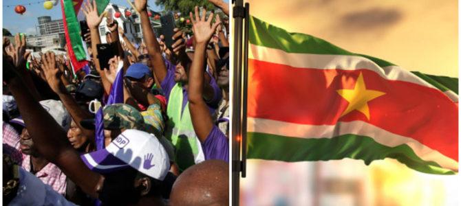Elecciones en Surinam y Guyana con el petróleo y la pandemia como protagonistas