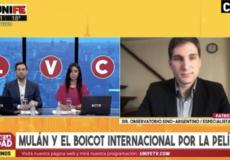 Patricio Giusto fue entrevistado en CN23