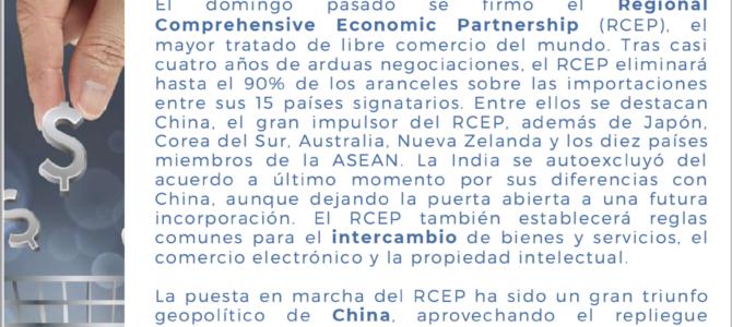La Argentina frente al mayor tratado de libre comercio del mundo