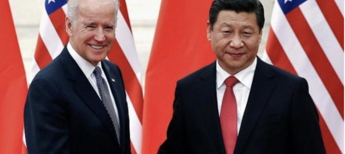 Previsible: la relación de Biden con China empezó muy mal