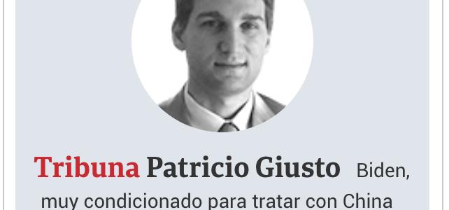 Columna en el diario Clarín