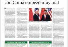 Análisis de Patricio Giusto en El Economista