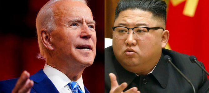 Biden frente al desafío de Corea del Norte