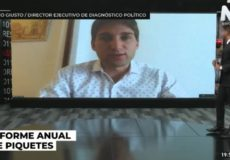 Patricio Giusto, en entrevista con NET TV
