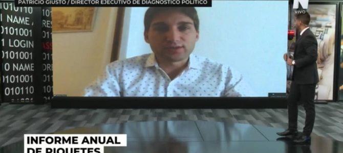 Entrevista con NET TV