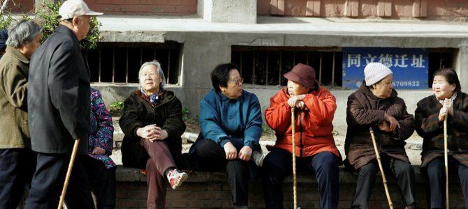 China envejece y complica las perspectivas de su proyección global