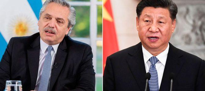 La Argentina, cada vez más hostil para los intereses de China