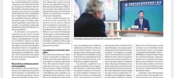 Columna en El Economista