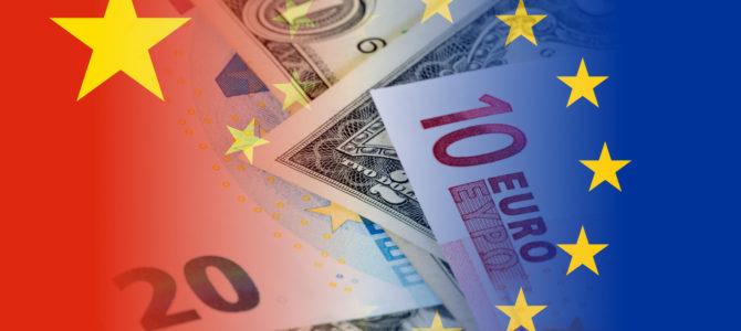 Europa frente al conflicto entre China y EEUU