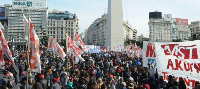 Crisis económica y politización detrás del aumento de los piquetes