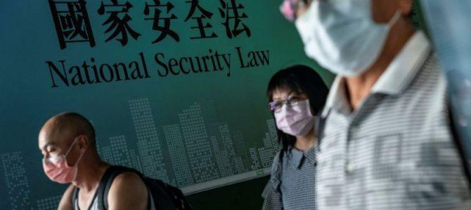 Hong Kong y Xinjiang suman tensión al conflicto entre EEUU y China
