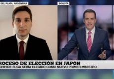 Entrevista sobre Japón en France 24 en Español