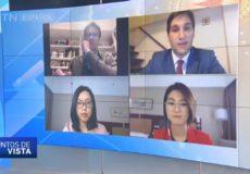Entrevista en CGTN en Español