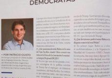 Entrevista a Patricio Giusto en DEF
