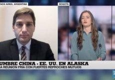 Entrevista en France 24 en Español