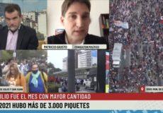 Patricio Giusto fue entrevistado por Paulino Rodrigues en LN+