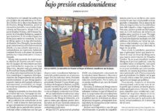 Columna en el diario Perfil