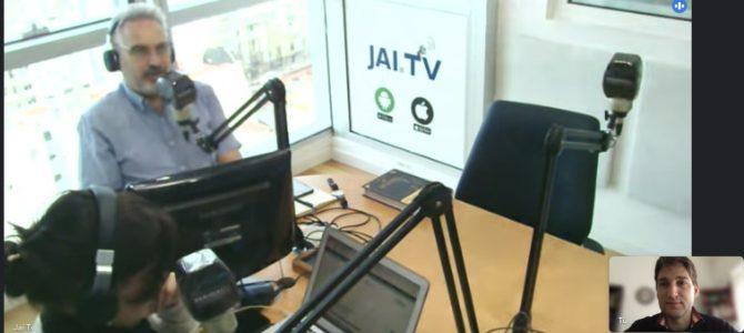 Entrevista con Radio Jai