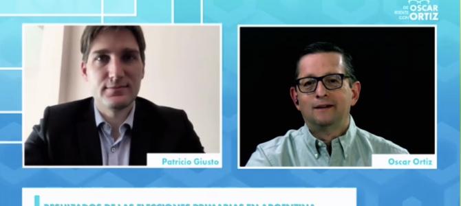 Entrevista con la TV de Bolivia sobre las elecciones argentinas